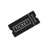 εισιτήριο Στοκ Εικόνα