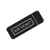 εισιτήριο Στοκ Φωτογραφία