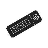 εισιτήριο Στοκ Φωτογραφίες