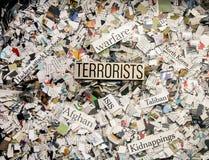 Ειδήσεις Στοκ φωτογραφία με δικαίωμα ελεύθερης χρήσης