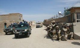 Ειδικές δυνάμεις του Αφγανιστάν στοκ εικόνες με δικαίωμα ελεύθερης χρήσης