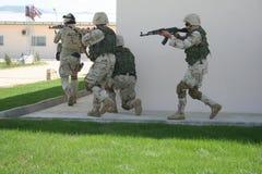 Ειδικές δυνάμεις του Αφγανιστάν στοκ φωτογραφία με δικαίωμα ελεύθερης χρήσης