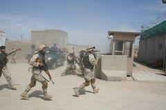 Ειδικές δυνάμεις του Αφγανιστάν Στοκ φωτογραφίες με δικαίωμα ελεύθερης χρήσης