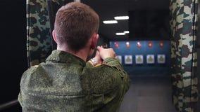 Ειδική κατάρτιση φρουράς απόθεμα βίντεο