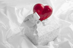 Ειδικό γαμήλιο δώρο Στοκ φωτογραφία με δικαίωμα ελεύθερης χρήσης