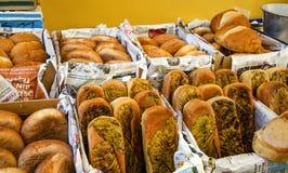 Ειδικό φυλλώδες ψωμί kastamonu Στοκ φωτογραφία με δικαίωμα ελεύθερης χρήσης