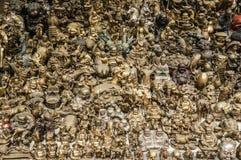 Ειδώλια του Βούδα Στοκ εικόνες με δικαίωμα ελεύθερης χρήσης