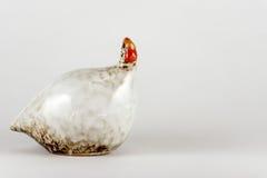 Ειδώλιο πορσελάνης υπό μορφή κοτόπουλου αναμνηστικό Στοκ φωτογραφία με δικαίωμα ελεύθερης χρήσης