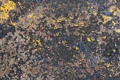 λεκέδες χρωμάτων Στοκ Φωτογραφία