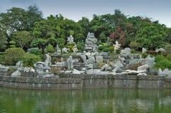 εκατομμύριο έτη πετρών πάρκων Στοκ Φωτογραφία