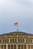 Εκατονταετής αίθουσα Wroclaw Στοκ Φωτογραφία