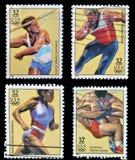 Εκατονταετείς Ολυμπιακοί Αγώνες Στοκ φωτογραφίες με δικαίωμα ελεύθερης χρήσης