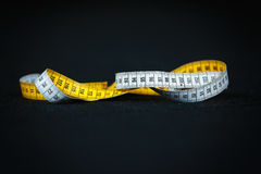 Εκατοστόμετρο μετρητών μέτρου Στοκ εικόνες με δικαίωμα ελεύθερης χρήσης