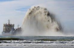 Εκβάθυνση από την ακτή του Queensland Στοκ εικόνα με δικαίωμα ελεύθερης χρήσης