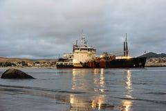 Εκβάθυνση του καναλιού, κόλπος Morro Στοκ φωτογραφία με δικαίωμα ελεύθερης χρήσης