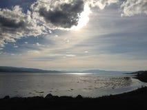 Εκβολή Beauly, Σκωτία Στοκ εικόνα με δικαίωμα ελεύθερης χρήσης