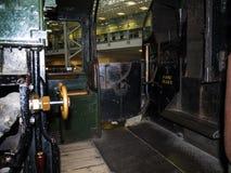 Εκθέματα στο εθνικό μουσείο σιδηροδρόμων στην Υόρκη, Γιορκσάιρ Αγγλία Στοκ Φωτογραφίες