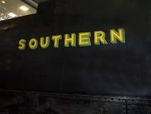 Εκθέματα στο εθνικό μουσείο σιδηροδρόμων στην Υόρκη, Γιορκσάιρ Αγγλία Στοκ εικόνες με δικαίωμα ελεύθερης χρήσης