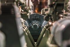 Εκθέματα του παγκόσμιου θαλάσσιου μουσείου στην πόλη του Αμβούργο στοκ εικόνες