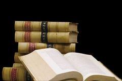 εκθέσεις νόμου Στοκ Εικόνες