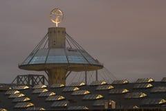 Εκθεσιακός χώρος του Αννόβερου Στοκ εικόνες με δικαίωμα ελεύθερης χρήσης