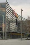 Εκθεσιακός χώρος του Αννόβερου Στοκ Εικόνα