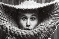 Εκκεντρικό αρσενικό πορτρέτο Στοκ φωτογραφίες με δικαίωμα ελεύθερης χρήσης