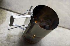 Εκκινητής καπνοδόχων Στοκ Εικόνα