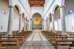 Εκκλησία Αγίου Anselmo στο Hill Aventine στη Ρώμη, Ιταλία στοκ εικόνα