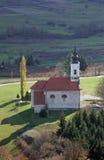 Εκκλησία Αγίου Anthony της Πάδοβας σε Bucica, Κροατία Στοκ εικόνα με δικαίωμα ελεύθερης χρήσης