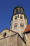 Εκκλησία Αγίου Ludgeri Muenster στοκ εικόνα με δικαίωμα ελεύθερης χρήσης