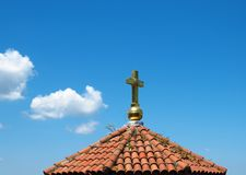 Εκκλησία Αγίου Petka Στοκ εικόνες με δικαίωμα ελεύθερης χρήσης
