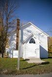εκκλησία αγροτική Στοκ φωτογραφίες με δικαίωμα ελεύθερης χρήσης
