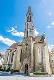 Εκκλησία αιγών σε Sopron, Ουγγαρία Στοκ Εικόνα