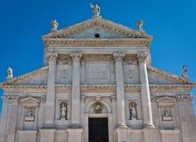 εκκλησία Βενετία Στοκ φωτογραφία με δικαίωμα ελεύθερης χρήσης