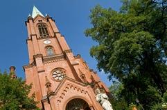 Εκκλησία Βερολίνο Gethsemane Στοκ Εικόνες