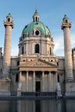 εκκλησία Βιέννη Στοκ Εικόνες