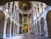 εκκλησία Γαλλία Βερσα&lamb Στοκ φωτογραφία με δικαίωμα ελεύθερης χρήσης