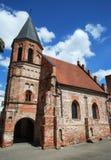 εκκλησία γοτθική Στοκ Εικόνες