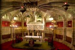 εκκλησία γοτθική Στοκ Εικόνα