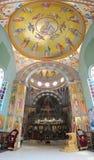 εκκλησία δώδεκα αποστό&lambd Στοκ φωτογραφία με δικαίωμα ελεύθερης χρήσης