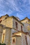 εκκλησία Ελλάδα Καρδίτσα Κωνσταντίνος επιβαρύνσεων Στοκ Εικόνα