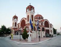 εκκλησία Ελλάδα Στοκ Εικόνα