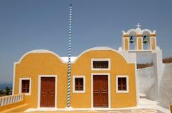 εκκλησία Ελλάδα στοκ εικόνα με δικαίωμα ελεύθερης χρήσης