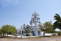 εκκλησία ελληνικά καμπαναριών Στοκ Εικόνα