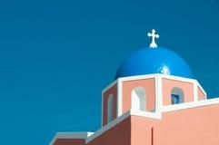 εκκλησία ελληνικά Στοκ εικόνες με δικαίωμα ελεύθερης χρήσης