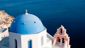 εκκλησία ελληνικά Στοκ εικόνα με δικαίωμα ελεύθερης χρήσης
