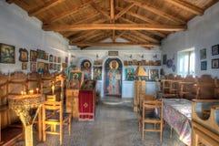 εκκλησία ελληνικά Στοκ φωτογραφίες με δικαίωμα ελεύθερης χρήσης