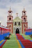εκκλησία ΙΙ ixtacuixtla Στοκ εικόνες με δικαίωμα ελεύθερης χρήσης