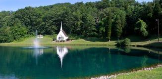 εκκλησία ιστορική στοκ εικόνες